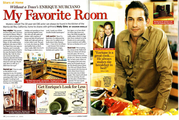 Enrique Murciano in Us Weekly